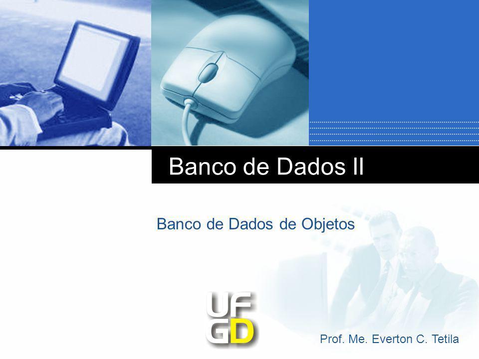 Banco de Dados de Objetos