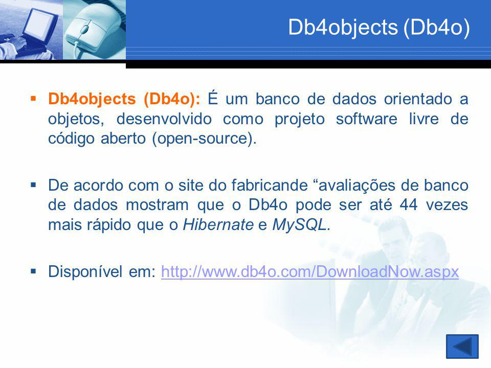 Db4objects (Db4o)