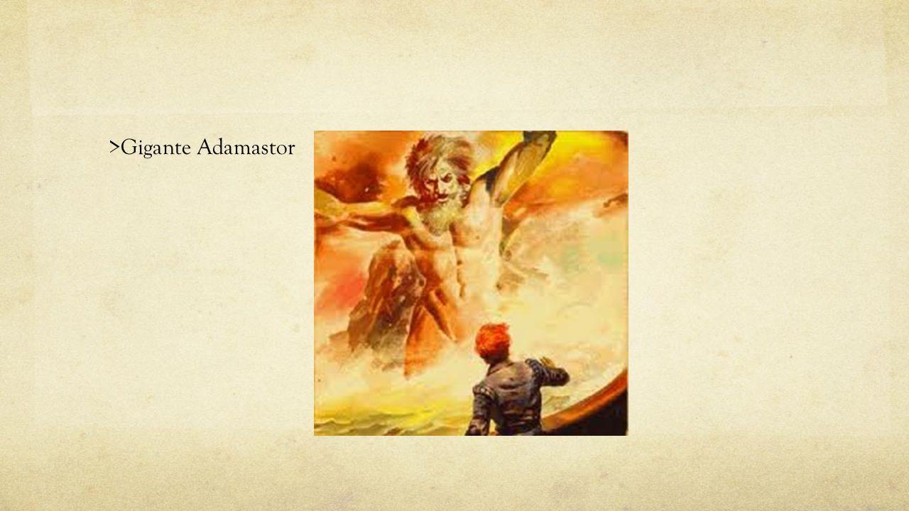 >Gigante Adamastor