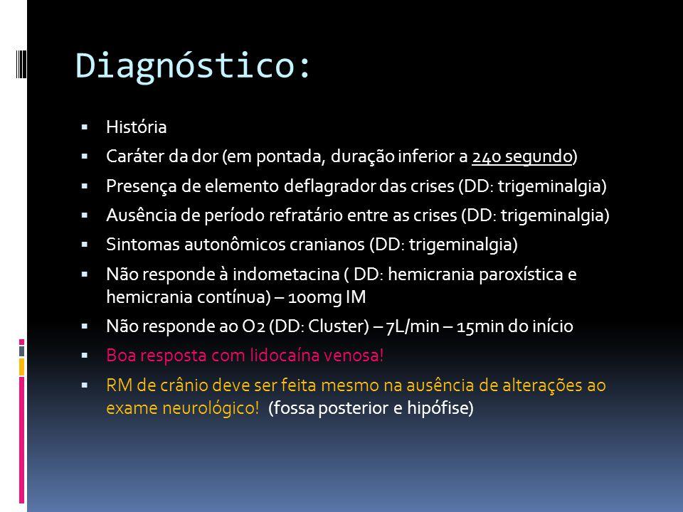 Diagnóstico: História