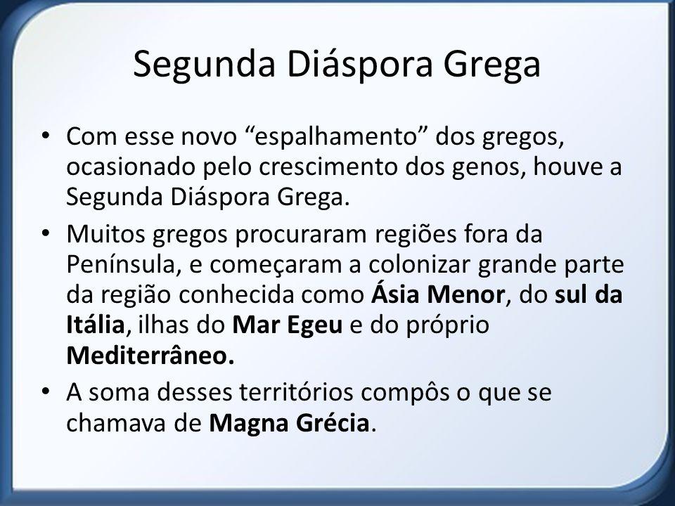 Segunda Diáspora Grega