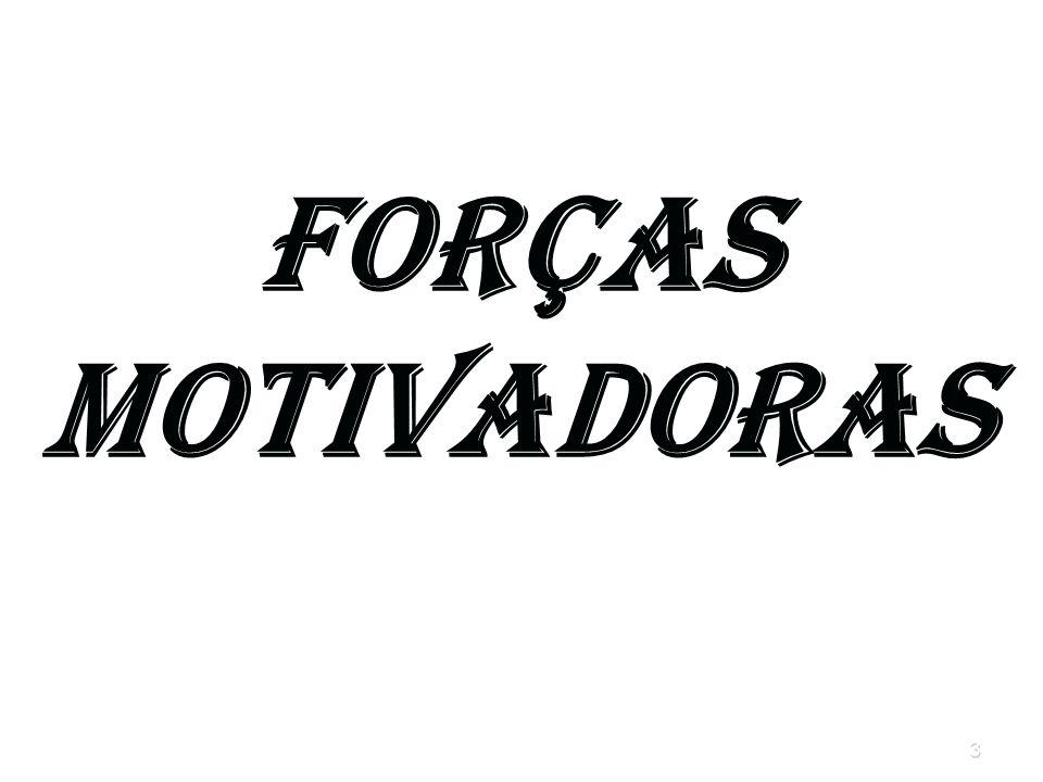 Forças Motivadoras