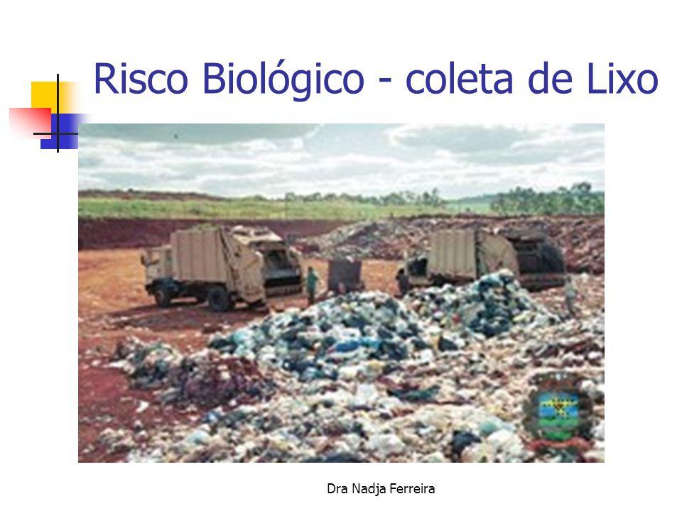 Risco Biológico - coleta de Lixo