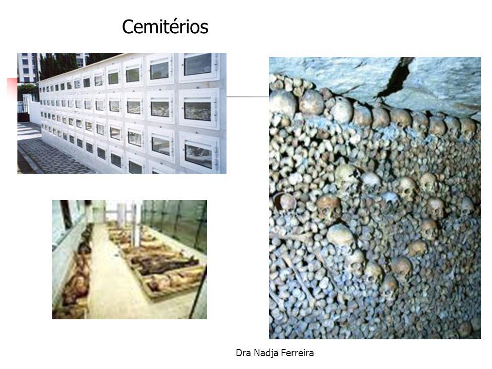 Cemitérios Dra Nadja Ferreira