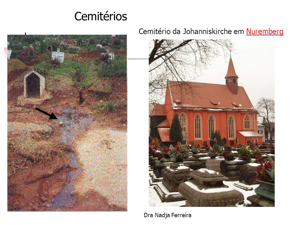 Cemitérios Cemitério da Johanniskirche em Nuremberg Dra Nadja Ferreira