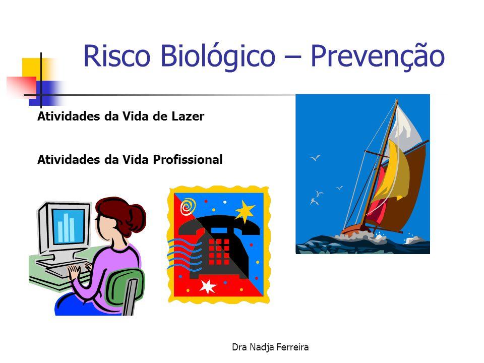 Risco Biológico – Prevenção