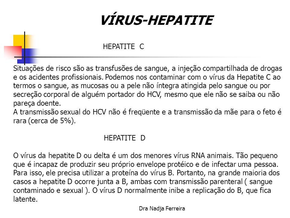 VÍRUS-HEPATITE HEPATITE C