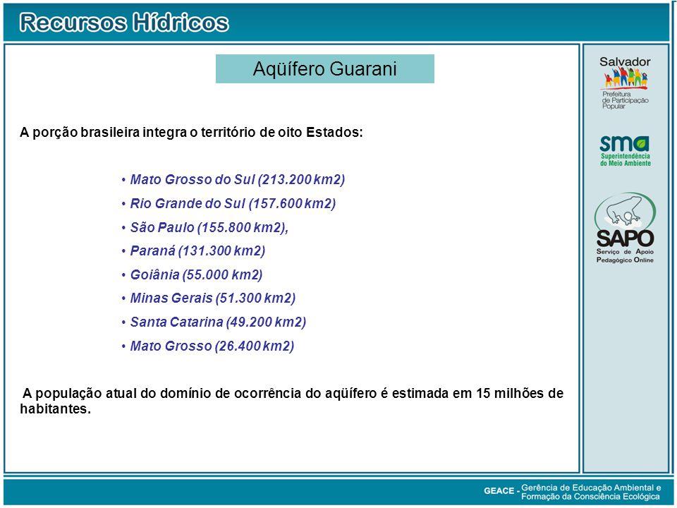 Aqüífero Guarani (cont.)