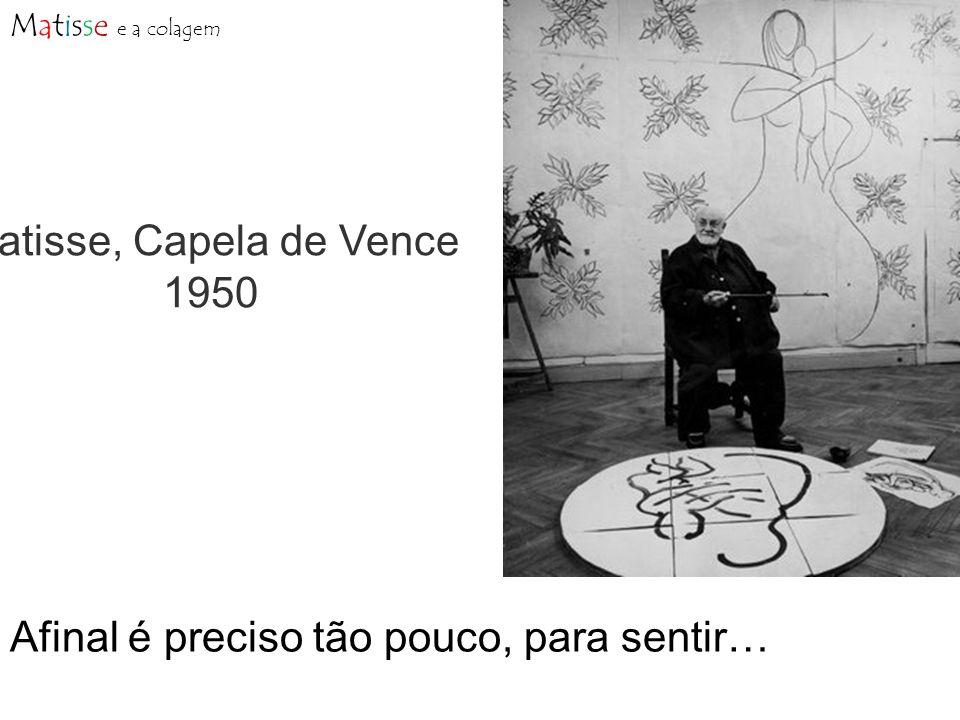 Matisse, Capela de Vence