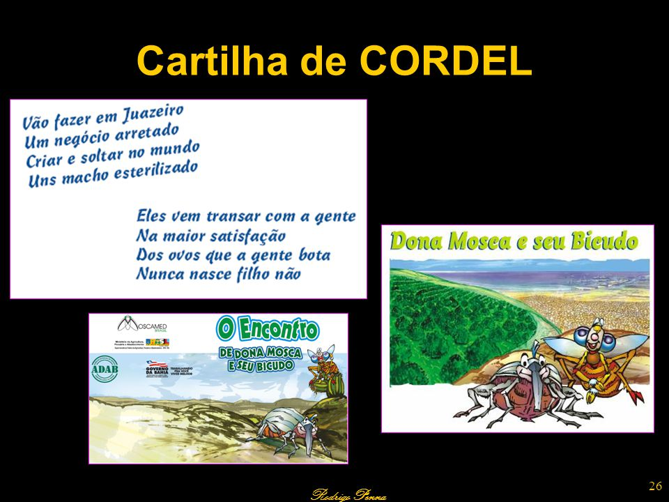 Cartilha de CORDEL