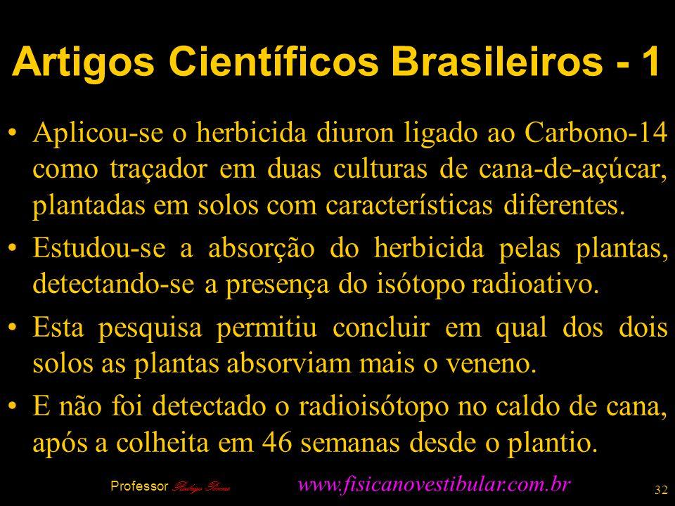 Artigos Científicos Brasileiros - 1
