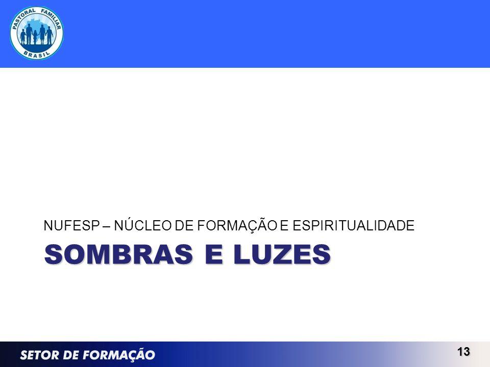 NUFESP – NÚCLEO DE FORMAÇÃO E ESPIRITUALIDADE