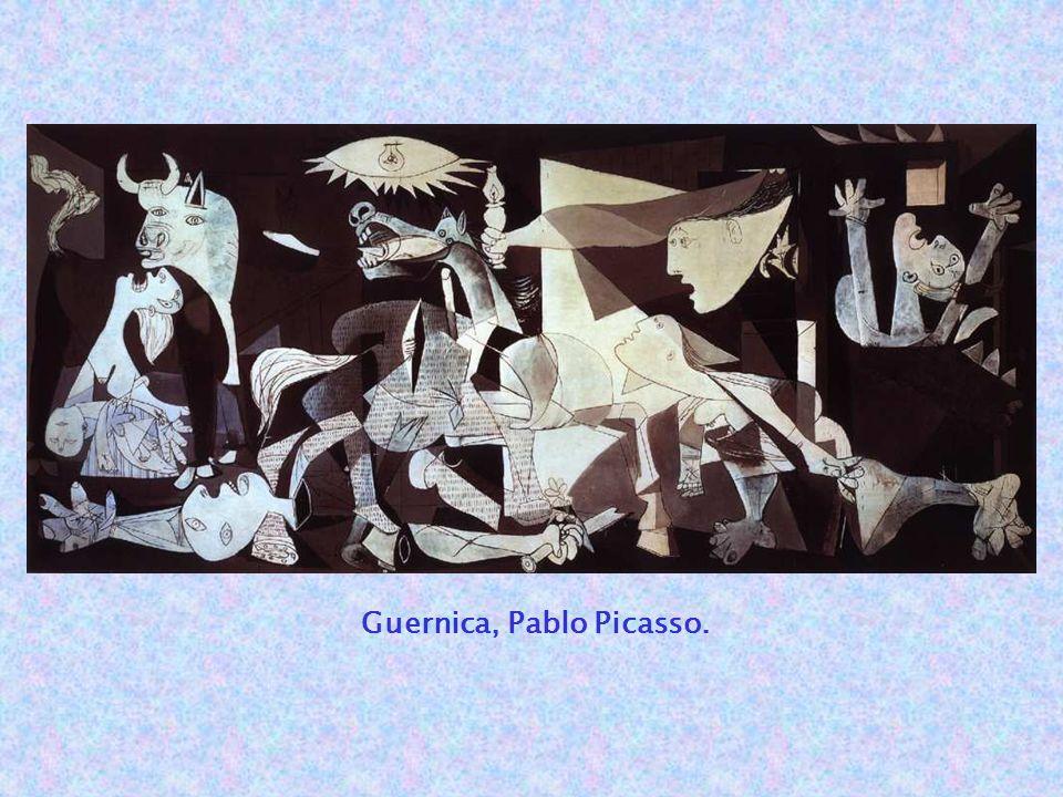 Guernica, Pablo Picasso.