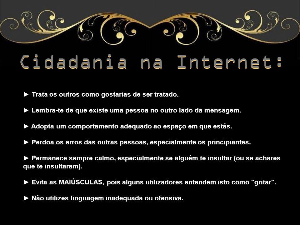 Cidadania na Internet: