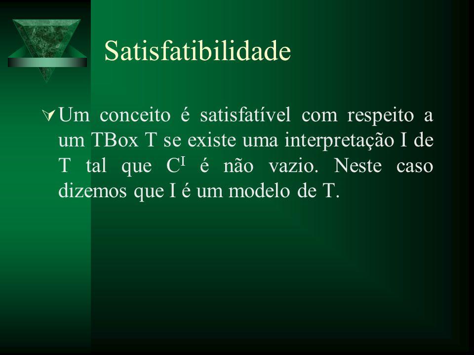 Satisfatibilidade