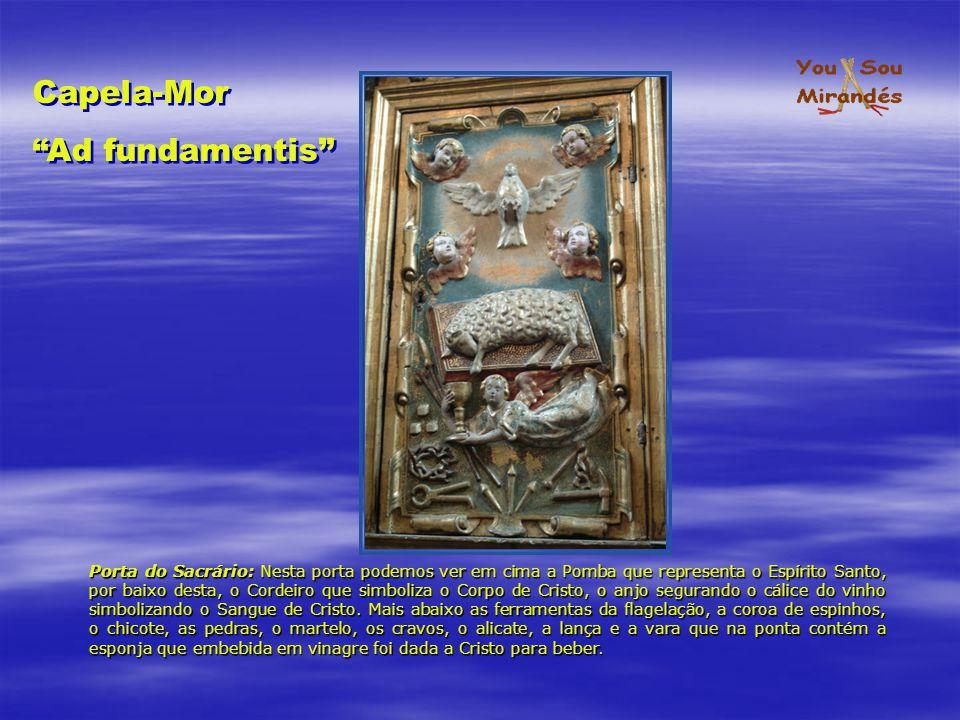 Capela-Mor Ad fundamentis