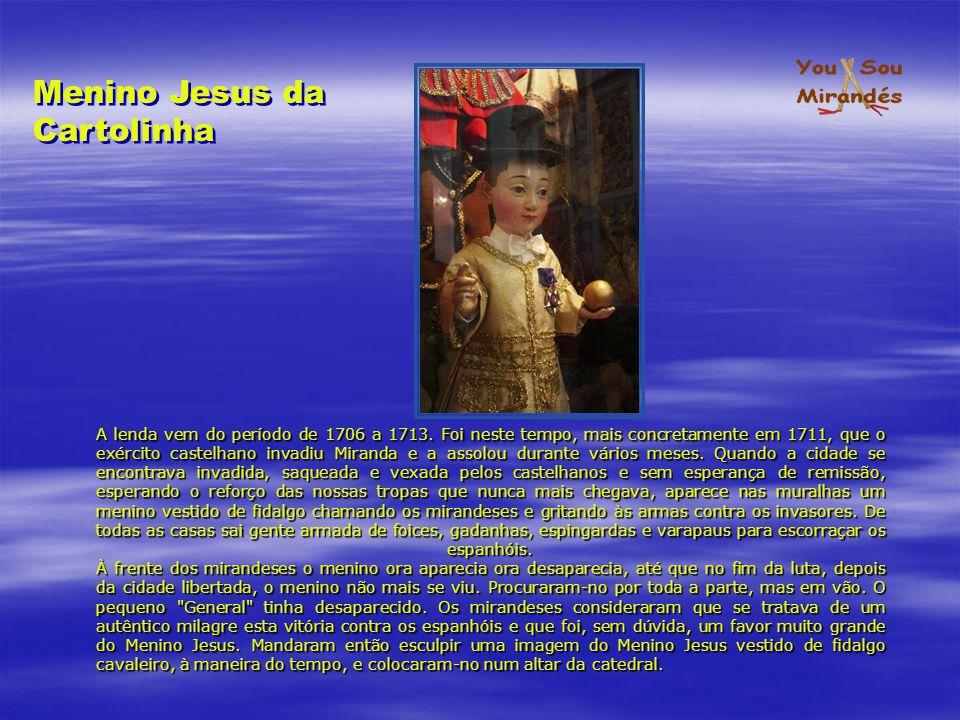 Menino Jesus da Cartolinha