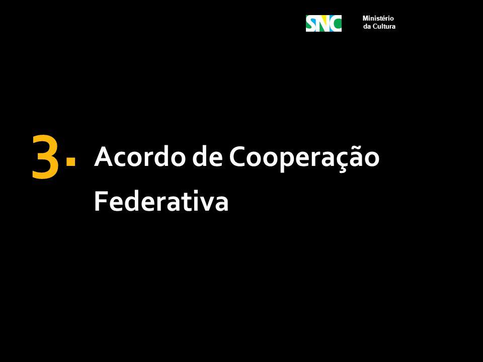 3. Acordo de Cooperação Federativa