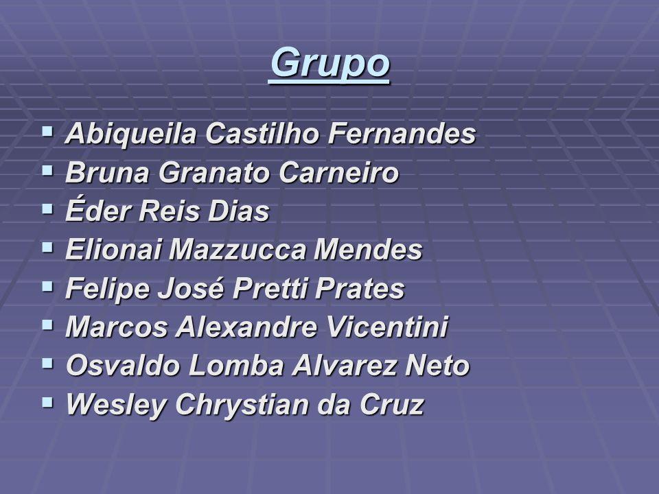 Grupo Abiqueila Castilho Fernandes Bruna Granato Carneiro