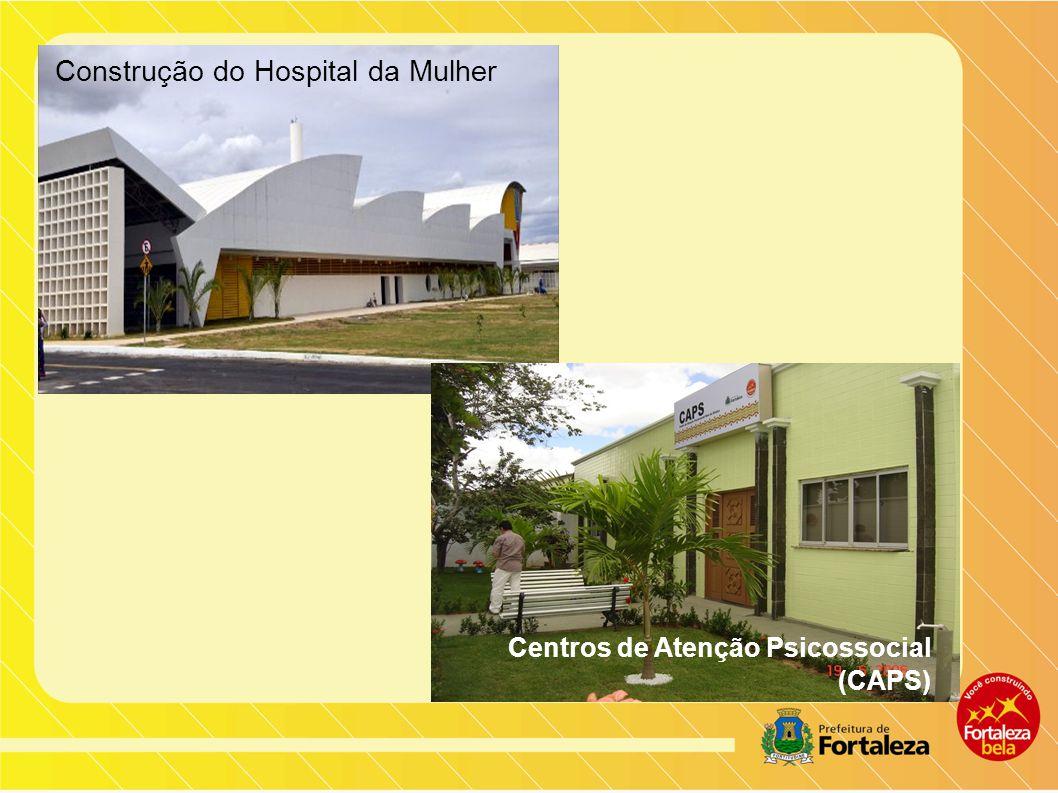 Construção do Hospital da Mulher