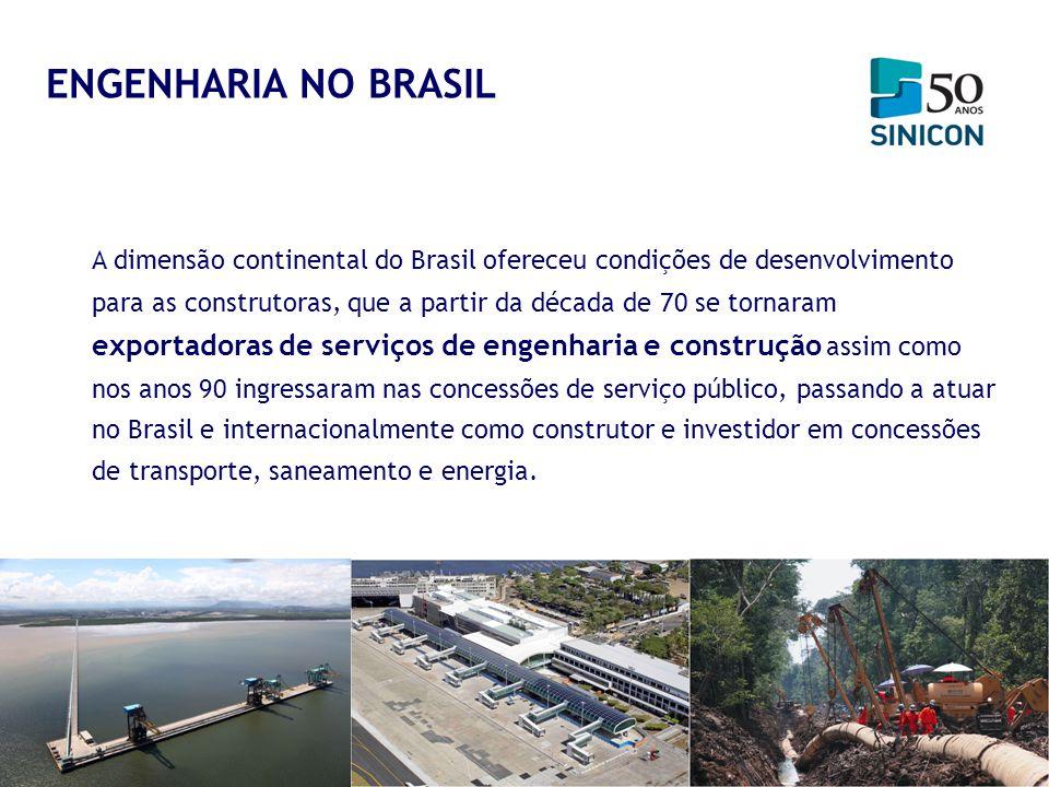 ENGENHARIA NO BRASIL