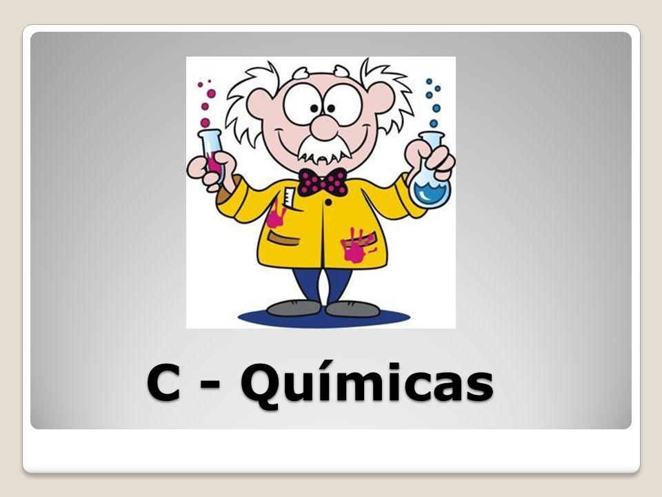 C - Químicas