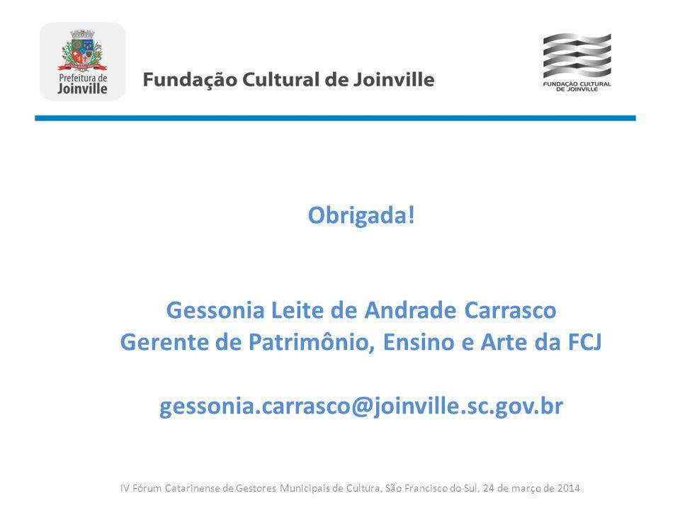 Gessonia Leite de Andrade Carrasco