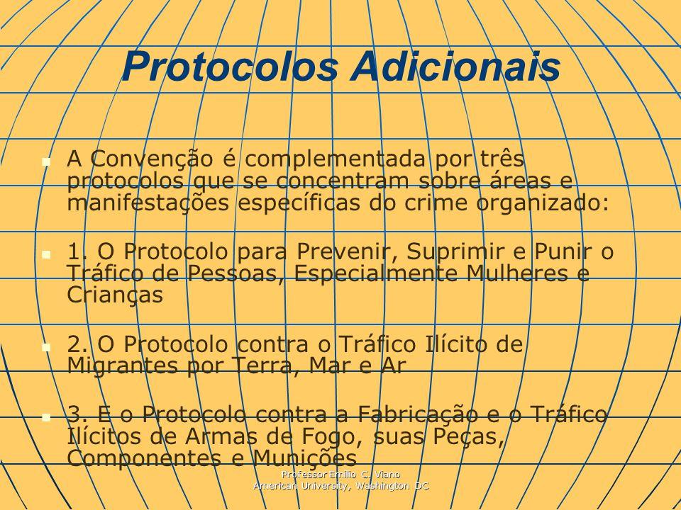 Protocolos Adicionais