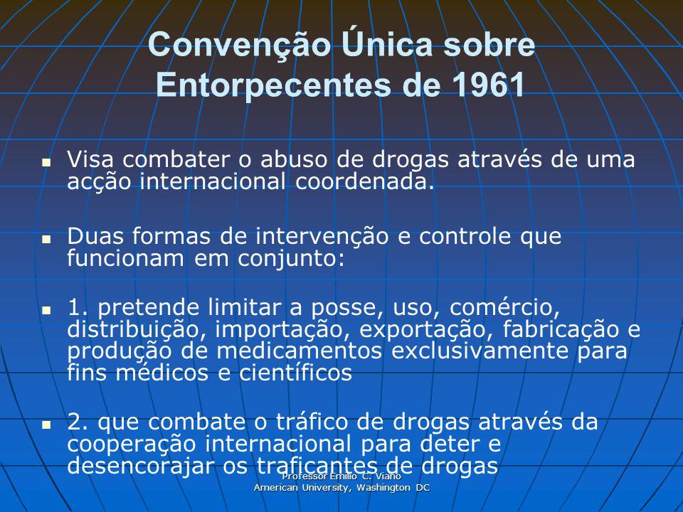 Convenção Única sobre Entorpecentes de 1961