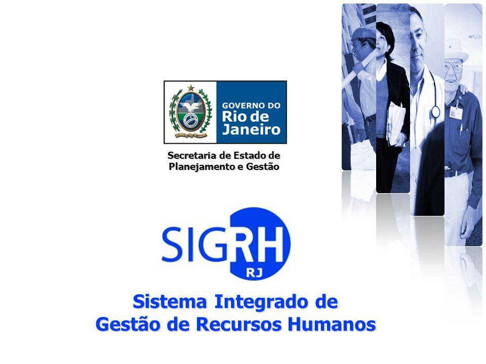 Sistema Integrado de Gestão de Recursos Humanos
