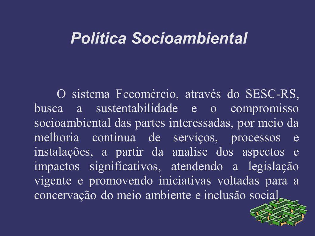 Politica Socioambiental
