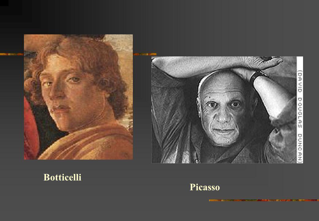 Botticelli Picasso