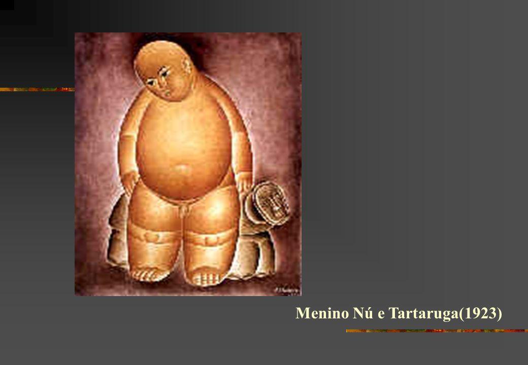 Menino Nú e Tartaruga(1923)