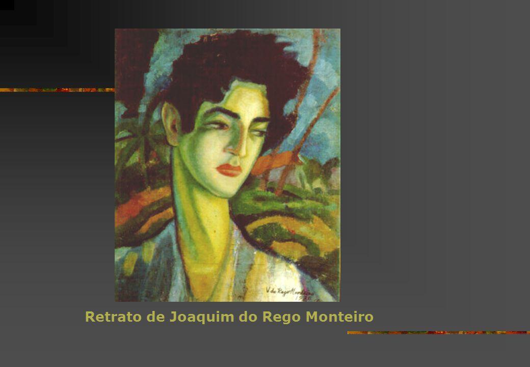 Retrato de Joaquim do Rego Monteiro