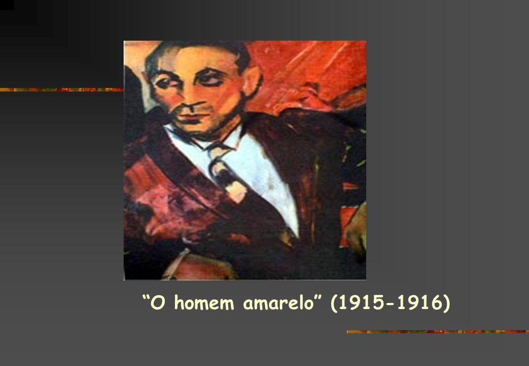 O homem amarelo (1915-1916)