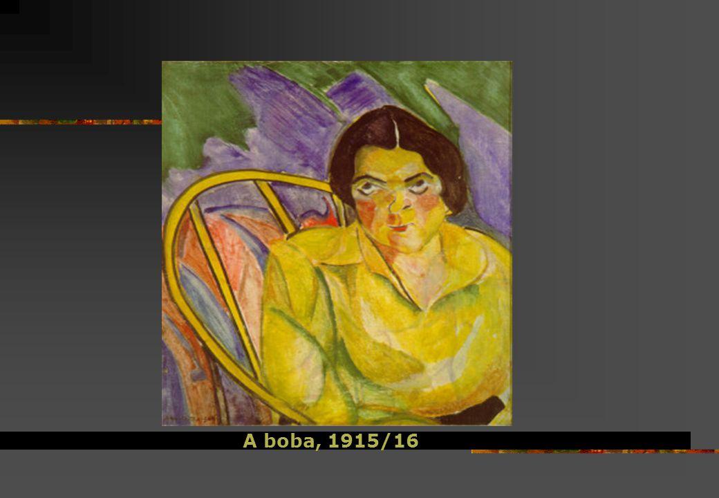 A boba, 1915/16