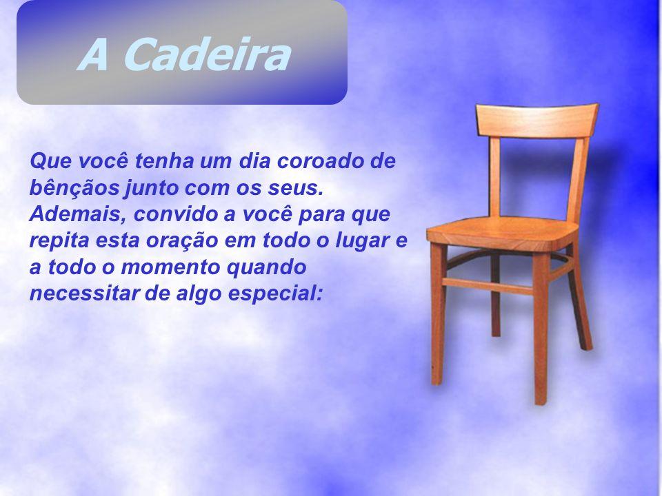 A Cadeira