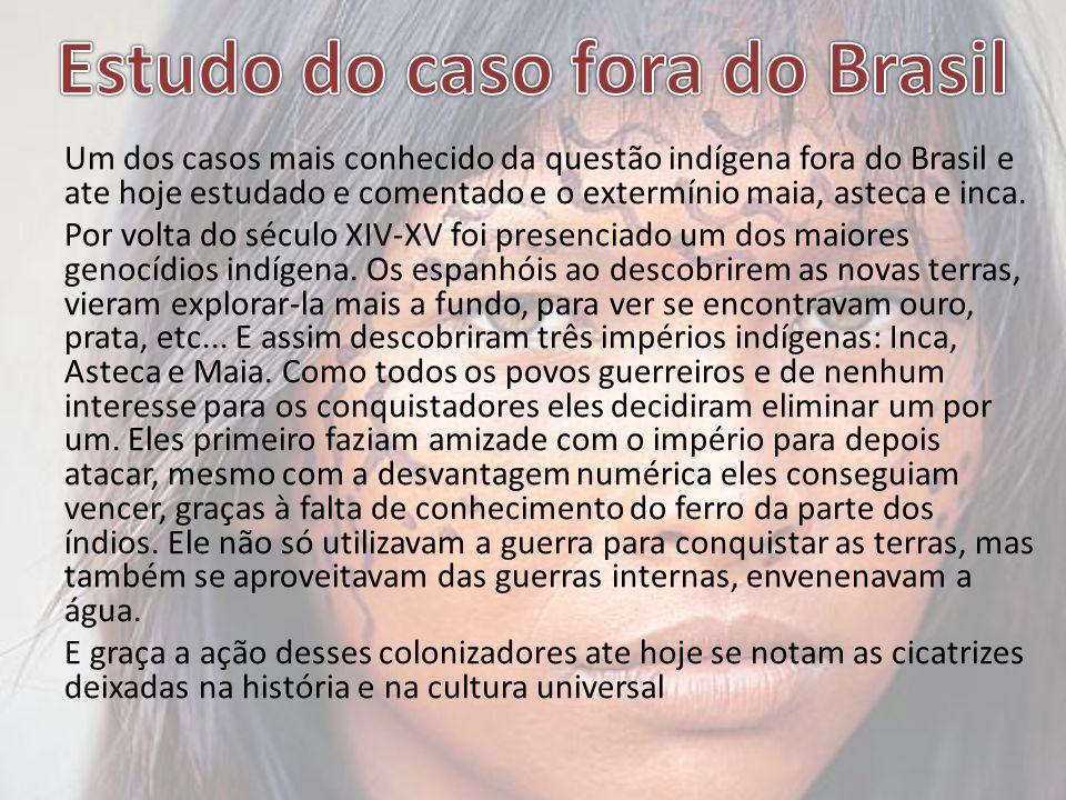 Estudo do caso fora do Brasil