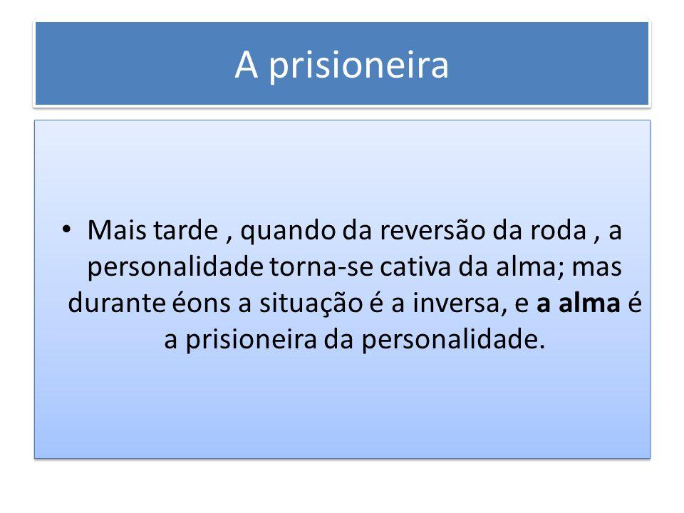 A prisioneira