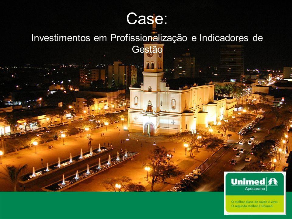 Investimentos em Profissionalização e Indicadores de Gestão