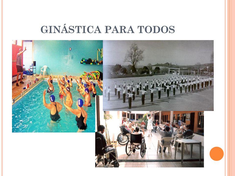 GINÁSTICA PARA TODOS