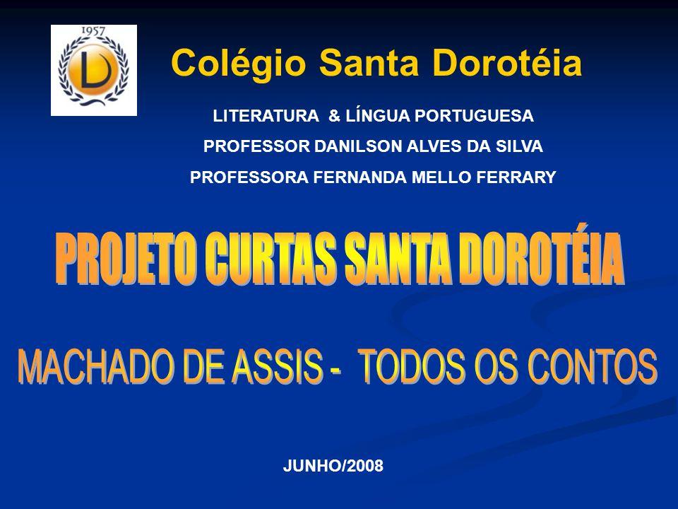 PROJETO CURTAS SANTA DOROTÉIA