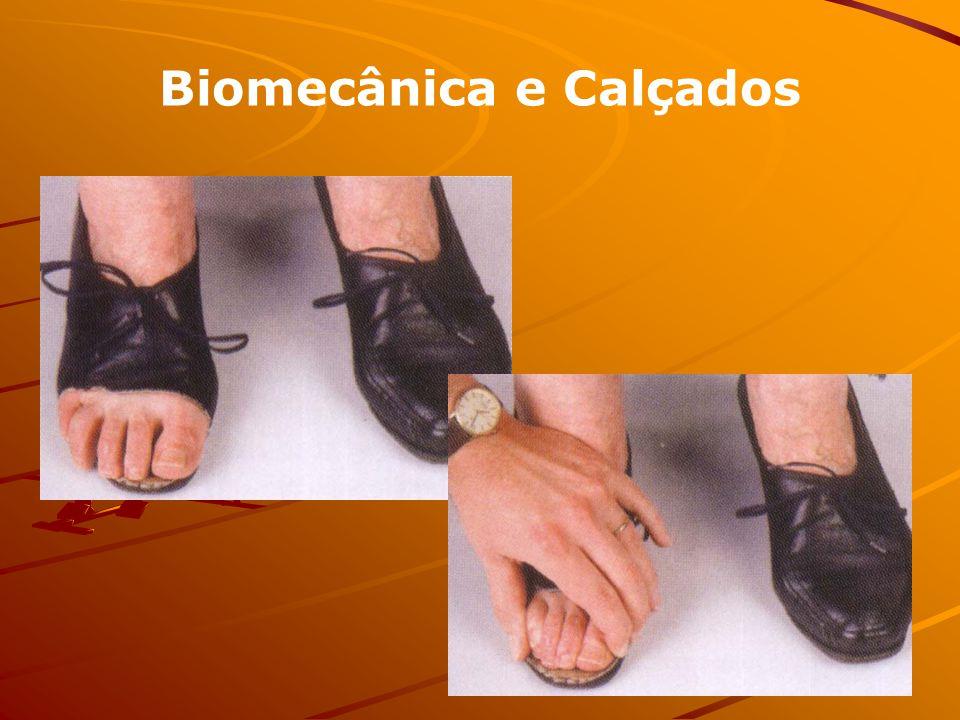 Biomecânica e Calçados