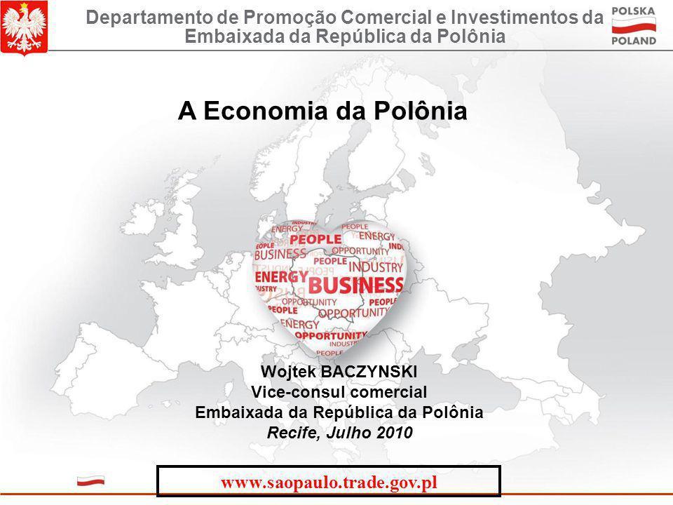 Vice-consul comercial Embaixada da República da Polônia