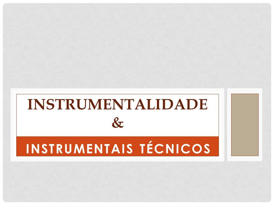 Instrumentais técnicos