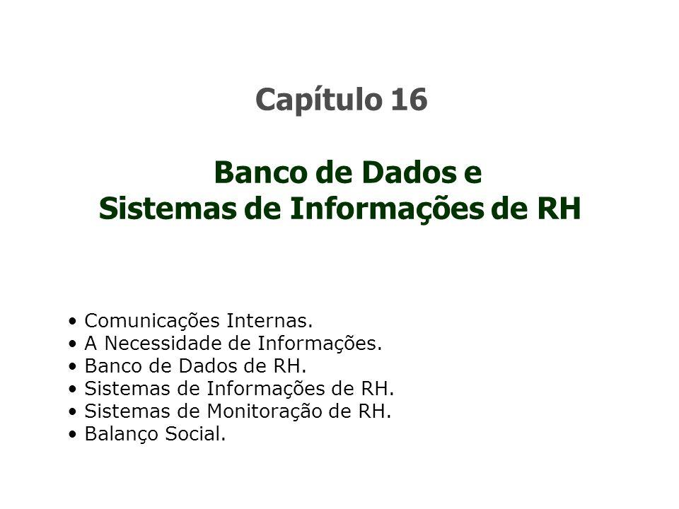Sistemas de Informações de RH