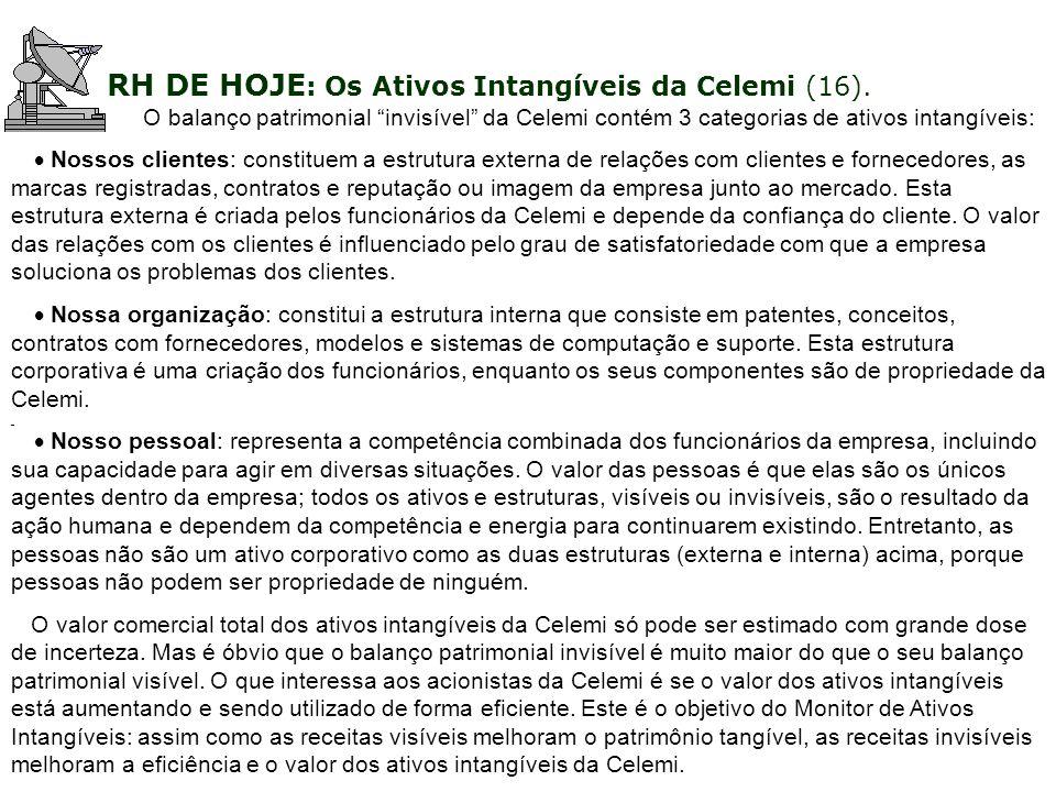 RH DE HOJE: Os Ativos Intangíveis da Celemi (16).