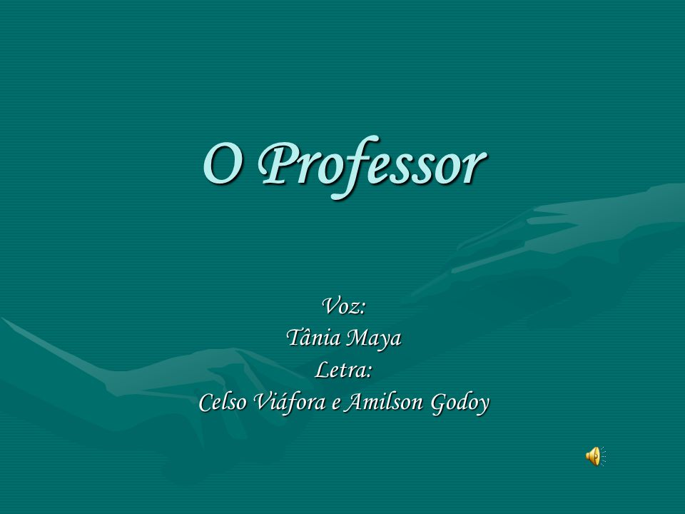 Voz: Tânia Maya Letra: Celso Viáfora e Amilson Godoy