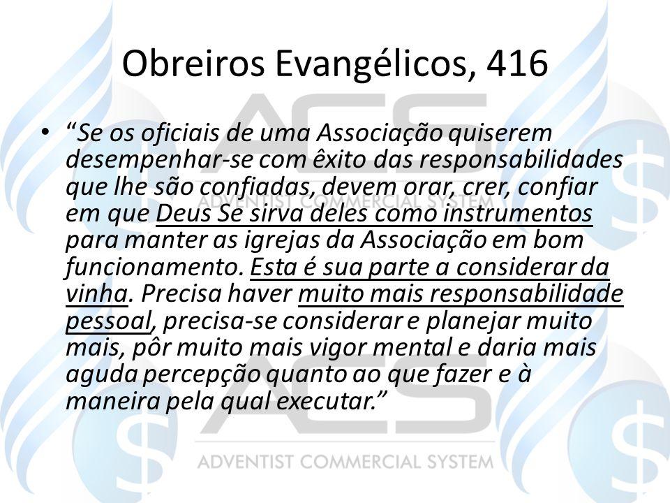 Obreiros Evangélicos, 416