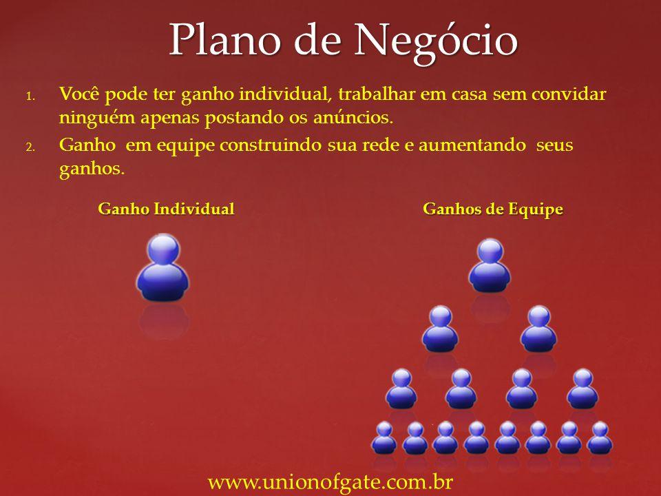 Plano de Negócio www.unionofgate.com.br